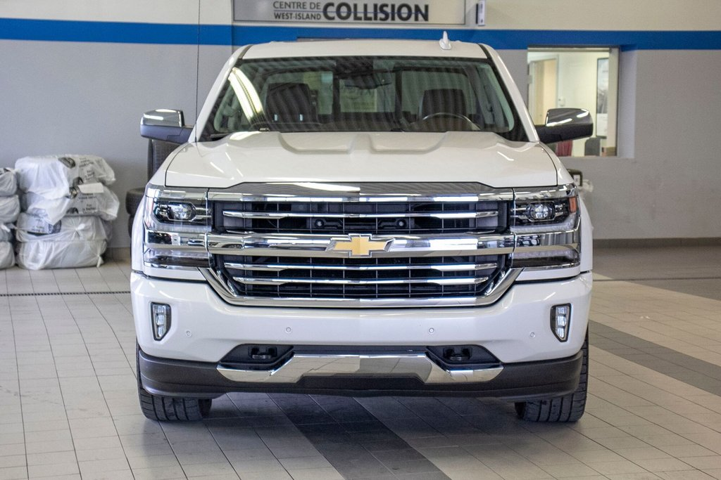 2016 Chevrolet Silverado 1500 High Country **CUIR ** TOIT ** GPS **CAMERA ** in Dollard-des-Ormeaux, Quebec - 3 - w1024h768px