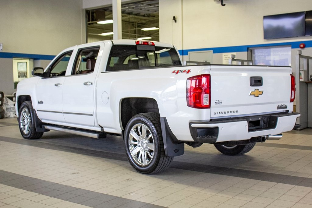 2016 Chevrolet Silverado 1500 High Country **CUIR ** TOIT ** GPS **CAMERA ** in Dollard-des-Ormeaux, Quebec - 7 - w1024h768px