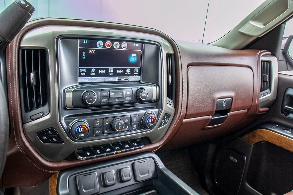 2016 Chevrolet Silverado 1500 High Country **CUIR ** TOIT ** GPS **CAMERA ** in Dollard-des-Ormeaux, Quebec - 20 - w1024h768px