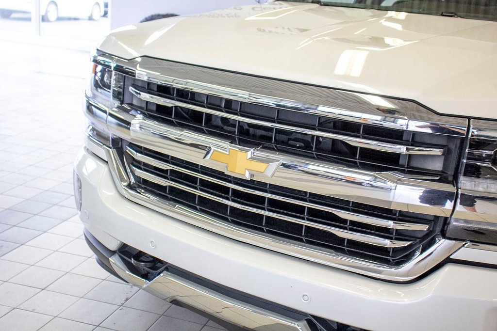 2016 Chevrolet Silverado 1500 High Country **CUIR ** TOIT ** GPS **CAMERA ** in Dollard-des-Ormeaux, Quebec - 37 - w1024h768px
