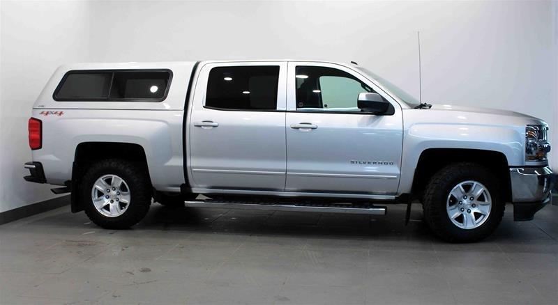 2017 Chevrolet Silverado 1500 Crew 4x4 LT / Short Box in Regina, Saskatchewan - 19 - w1024h768px