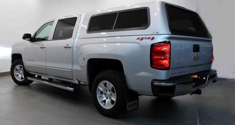 2017 Chevrolet Silverado 1500 Crew 4x4 LT / Short Box in Regina, Saskatchewan - 18 - w1024h768px