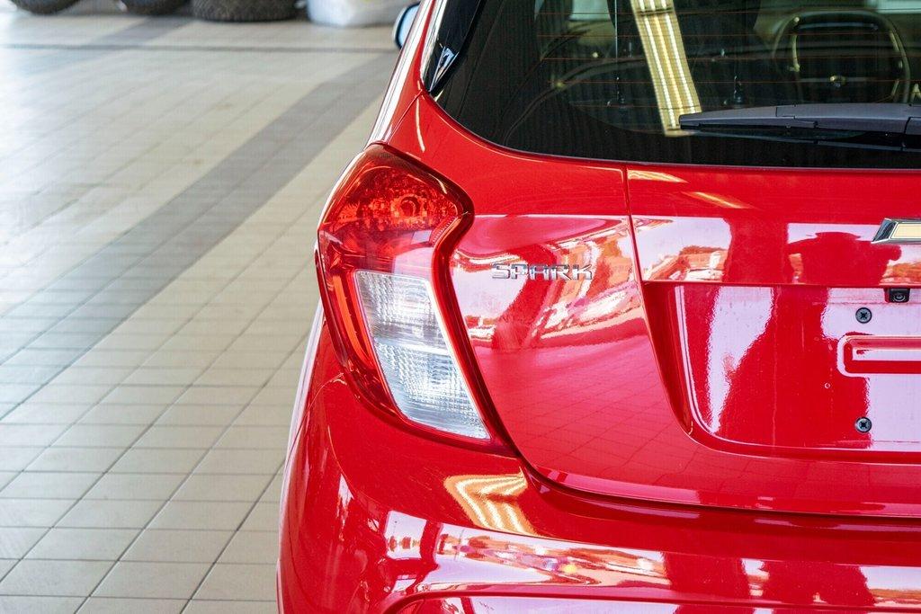 2018 Chevrolet Spark ** AUT ** CAMERA ** in Dollard-des-Ormeaux, Quebec - 33 - w1024h768px