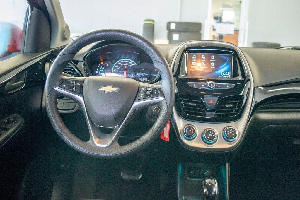 2018 Chevrolet Spark ** AUT ** CAMERA ** in Dollard-des-Ormeaux, Quebec - 12 - w1024h768px
