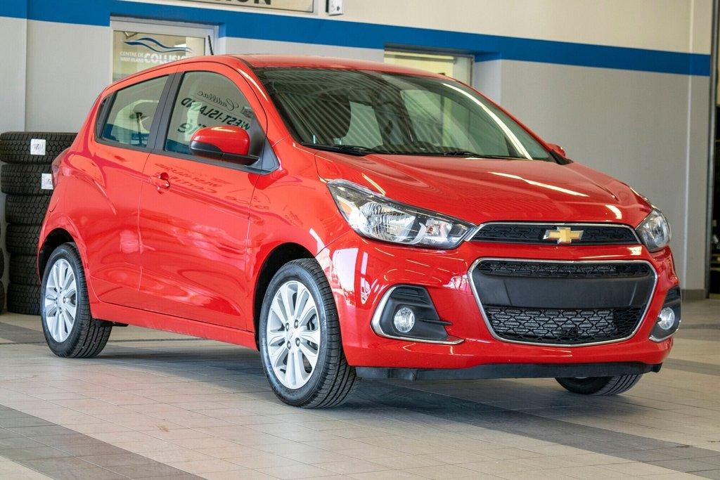 2018 Chevrolet Spark ** AUT ** CAMERA ** in Dollard-des-Ormeaux, Quebec - 5 - w1024h768px