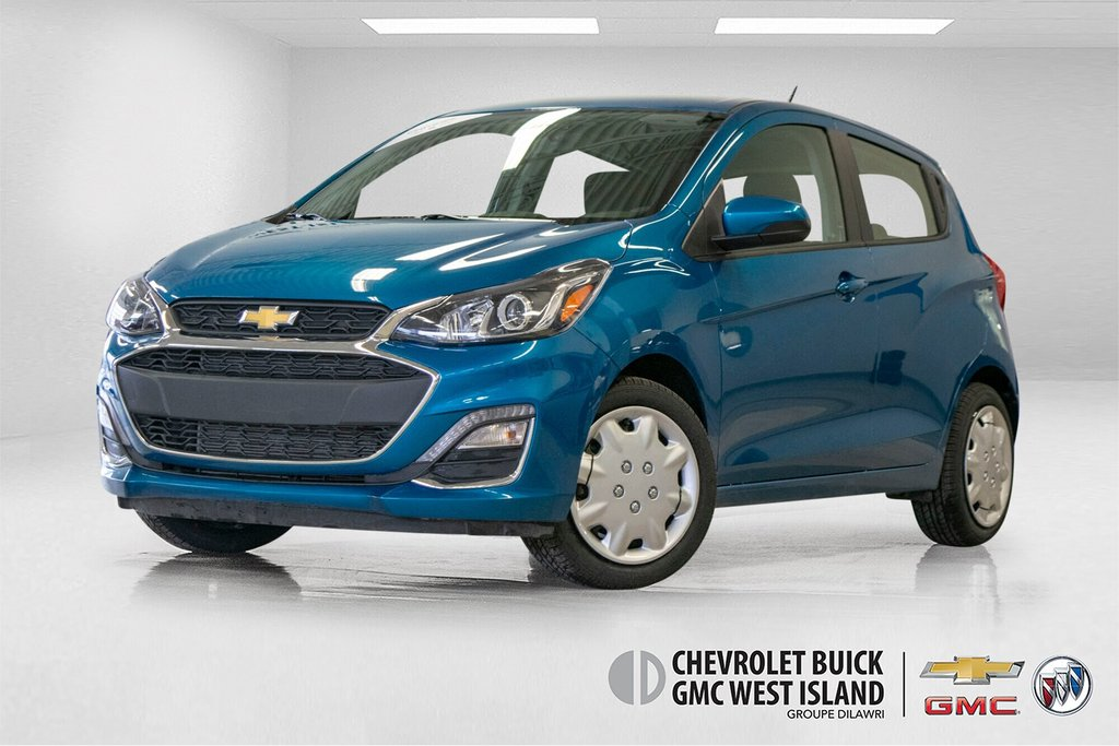 2019 Chevrolet Spark Automatique ** CAMERA ** in Dollard-des-Ormeaux, Quebec - 1 - w1024h768px