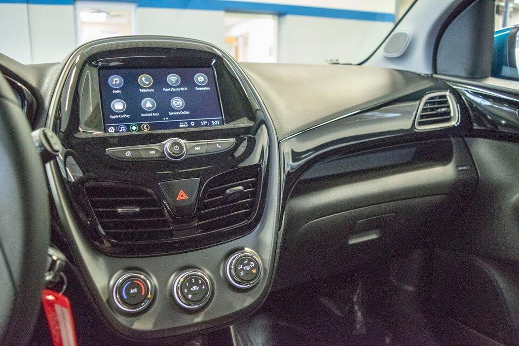 2019 Chevrolet Spark Automatique ** CAMERA ** in Dollard-des-Ormeaux, Quebec - 21 - w1024h768px