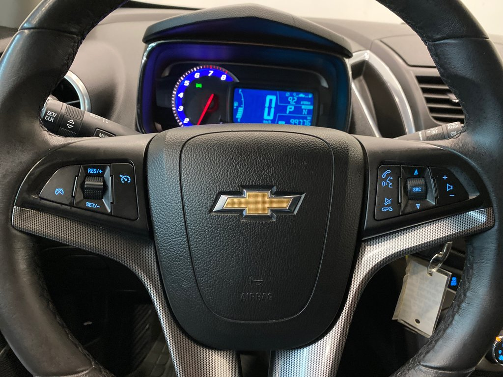 Triple Seven Chrysler | 2013 Chevrolet Trax LTZ AWD | #314520A