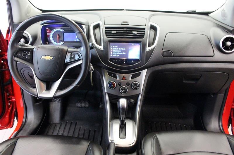 2015 Chevrolet Trax AWD LTZ in Regina, Saskatchewan - 14 - w1024h768px
