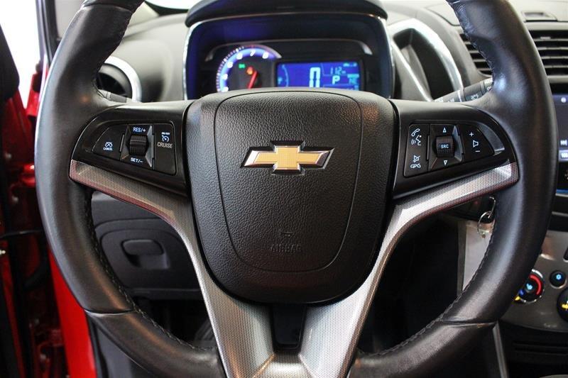 2015 Chevrolet Trax AWD LTZ in Regina, Saskatchewan - 6 - w1024h768px