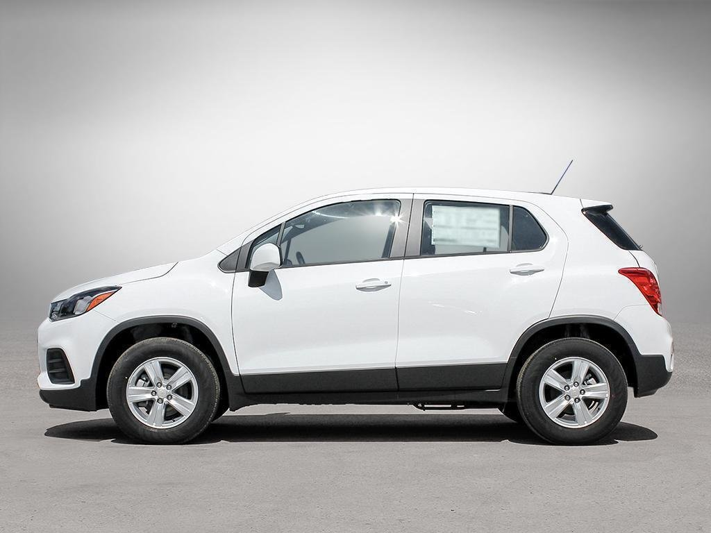 2019 Chevrolet Trax LS in Dollard-des-Ormeaux, Quebec - 3 - w1024h768px