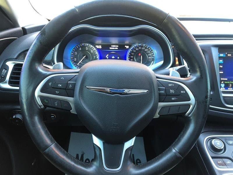 2015 Chrysler 200 C in Mississauga, Ontario - 21 - w1024h768px