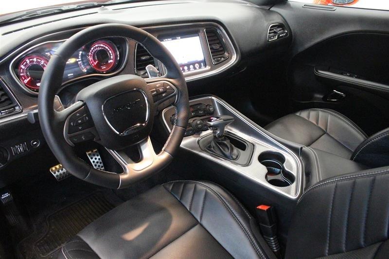 2016 Dodge Challenger SRT Hellcat in Regina, Saskatchewan - 10 - w1024h768px