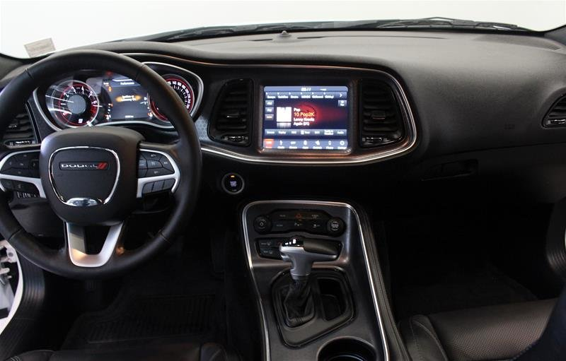 2018 Dodge Challenger SXT Plus! Nappa Leather, Park Assist in Regina, Saskatchewan - 12 - w1024h768px