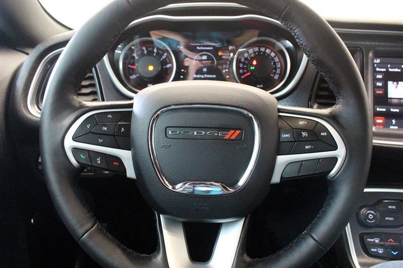 2018 Dodge Challenger SXT Plus! Nappa Leather, Park Assist in Regina, Saskatchewan - 6 - w1024h768px