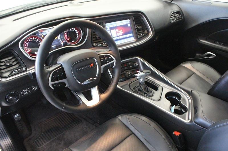 2018 Dodge Challenger SXT Plus! Nappa Leather, Park Assist in Regina, Saskatchewan - 9 - w1024h768px
