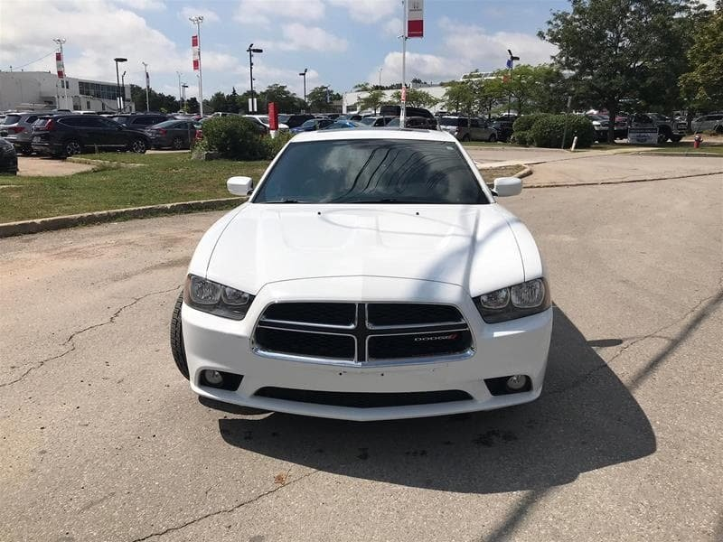 2012 Dodge Charger SXT Sedan in Mississauga, Ontario - 19 - w1024h768px