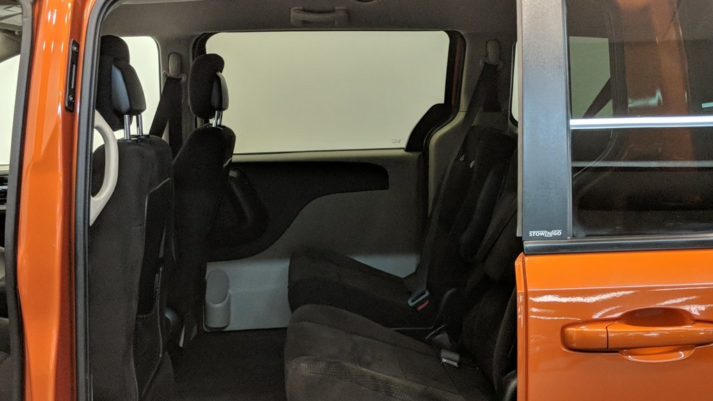 2011 Dodge Grand Caravan SXT Plus Sto N Go in Regina, Saskatchewan - 12 - w1024h768px