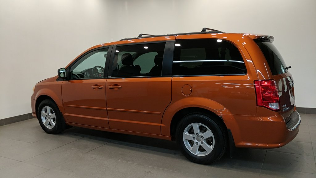 2011 Dodge Grand Caravan SXT Plus Sto N Go in Regina, Saskatchewan - 20 - w1024h768px