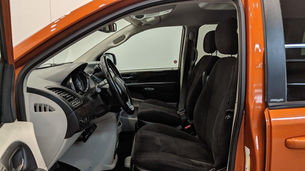 2011 Dodge Grand Caravan SXT Plus Sto N Go in Regina, Saskatchewan - 11 - w1024h768px