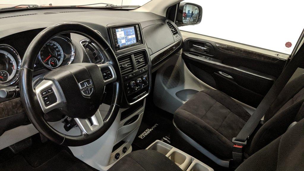 2011 Dodge Grand Caravan SXT Plus Sto N Go in Regina, Saskatchewan - 10 - w1024h768px