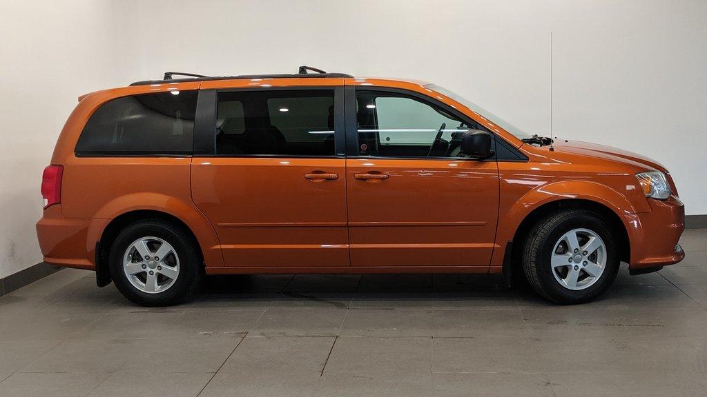 2011 Dodge Grand Caravan SXT Plus Sto N Go in Regina, Saskatchewan - 22 - w1024h768px