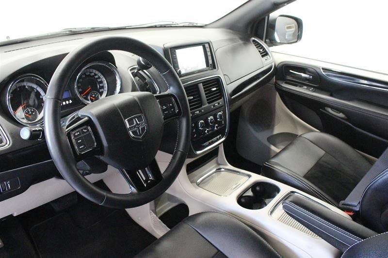 2019 Dodge Grand Caravan Premium Plus Power Sliding Doors DVD in Regina, Saskatchewan - 9 - w1024h768px