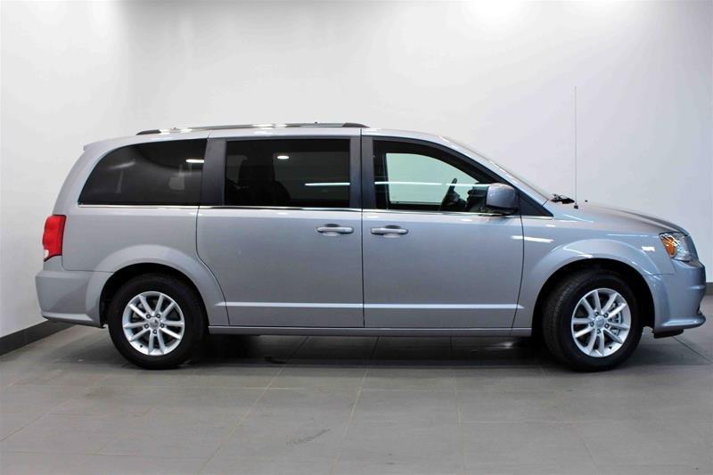 2019 Dodge Grand Caravan Premium Plus Power Sliding Doors DVD in Regina, Saskatchewan - 1 - w1024h768px