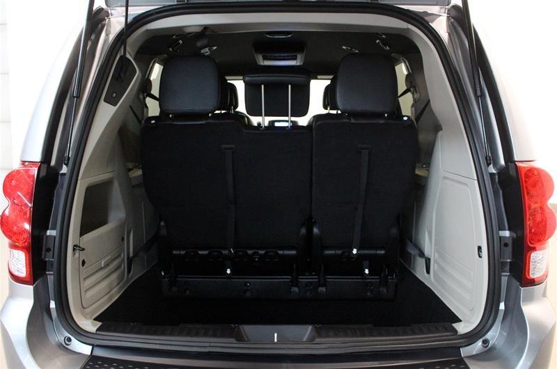 2019 Dodge Grand Caravan Premium Plus Power Sliding Doors DVD in Regina, Saskatchewan - 16 - w1024h768px