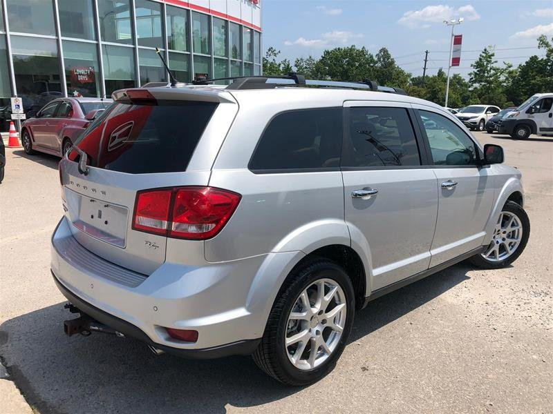 2013 Dodge Journey R/T AWD in Mississauga, Ontario - 4 - w1024h768px