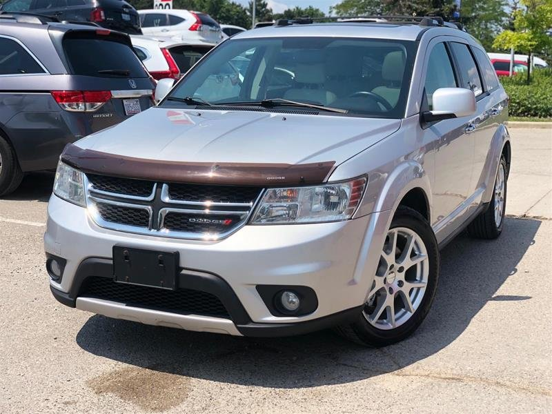 2013 Dodge Journey R/T AWD in Mississauga, Ontario - 1 - w1024h768px