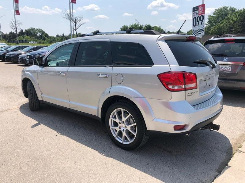 2013 Dodge Journey R/T AWD in Mississauga, Ontario - 5 - w1024h768px