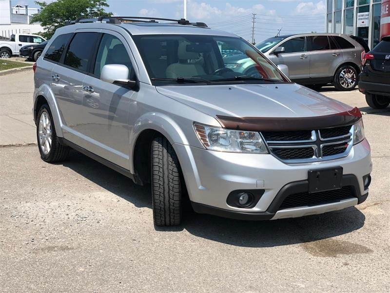 2013 Dodge Journey R/T AWD in Mississauga, Ontario - 3 - w1024h768px