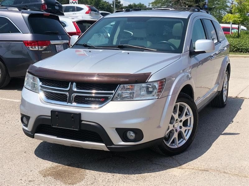 2013 Dodge Journey R/T AWD in Mississauga, Ontario - 16 - w1024h768px