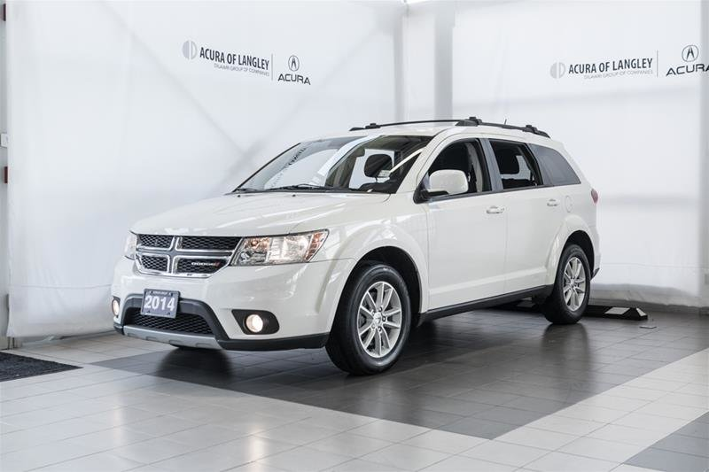 2014 Dodge Journey SXT / Limited in Langley, British Columbia - 3 - w1024h768px