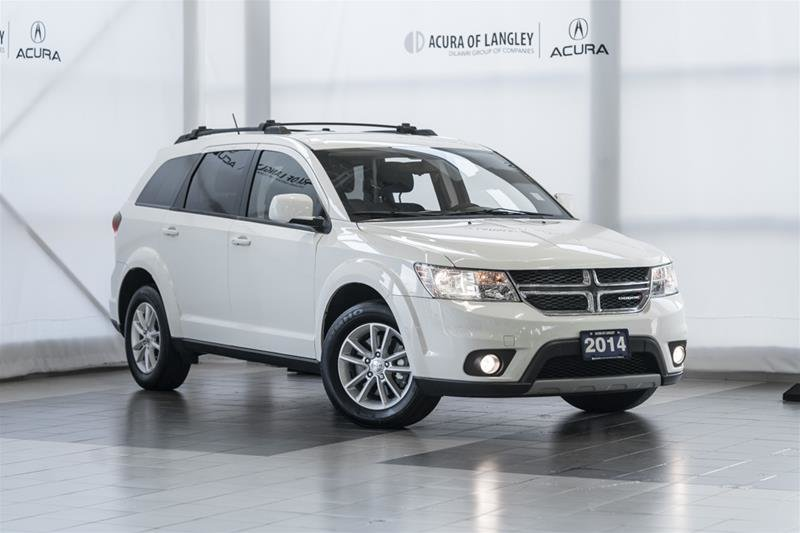 2014 Dodge Journey SXT / Limited in Langley, British Columbia - 1 - w1024h768px