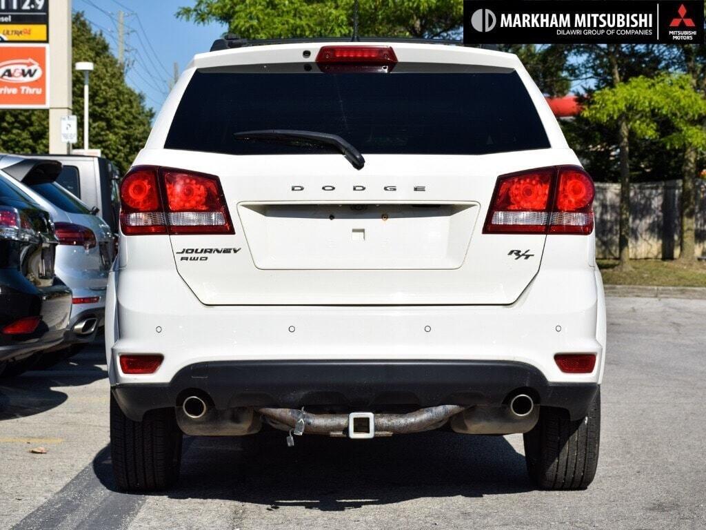 2014 Dodge Journey R/T Rallye AWD in Markham, Ontario - 5 - w1024h768px