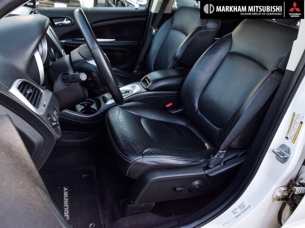 2014 Dodge Journey R/T Rallye AWD in Markham, Ontario - 10 - w1024h768px