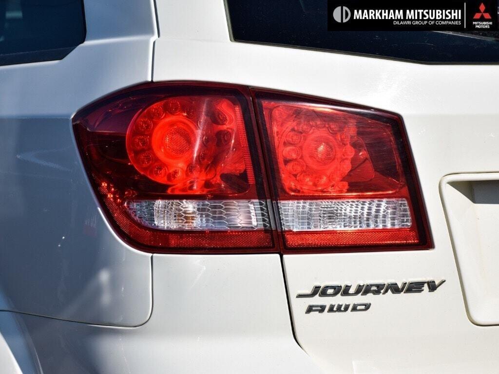 2014 Dodge Journey R/T Rallye AWD in Markham, Ontario - 9 - w1024h768px
