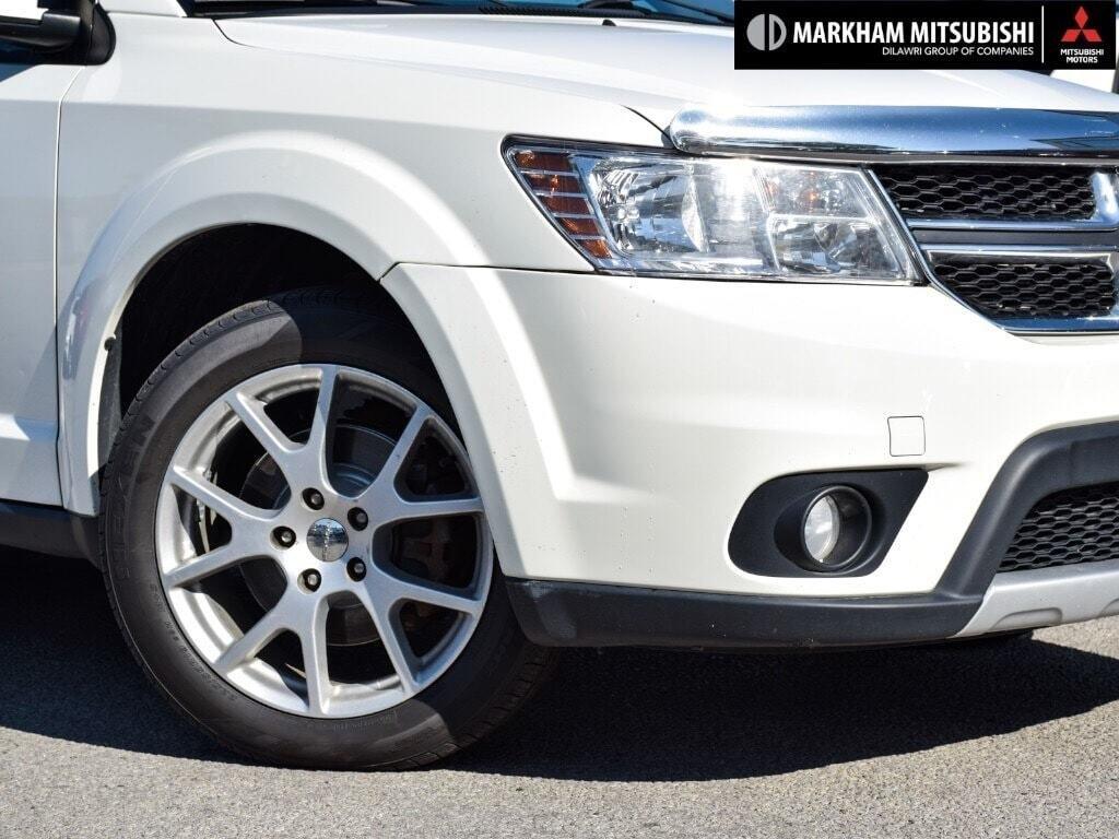 2014 Dodge Journey R/T Rallye AWD in Markham, Ontario - 6 - w1024h768px