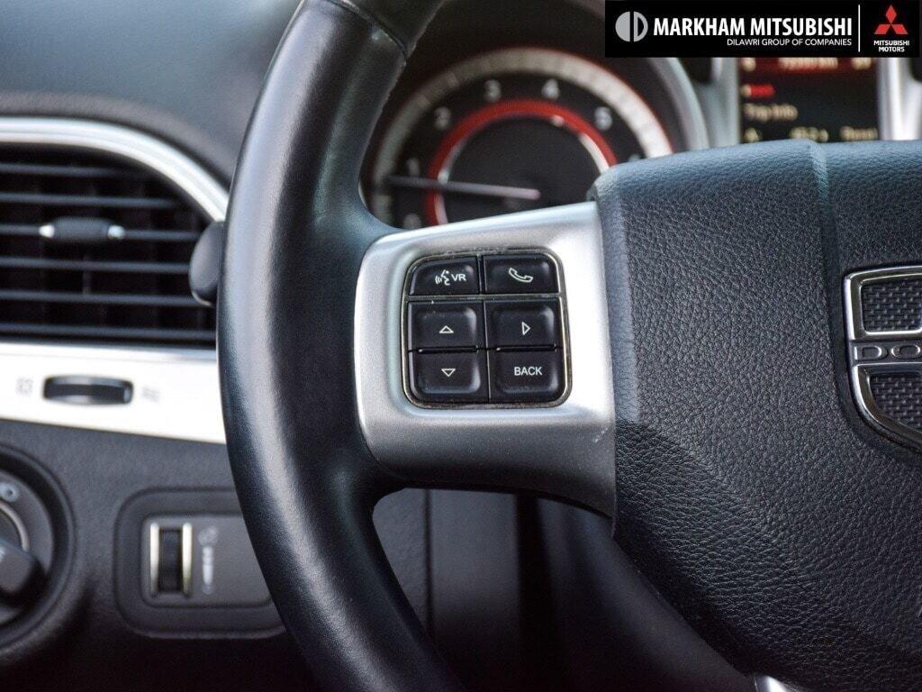 2014 Dodge Journey R/T Rallye AWD in Markham, Ontario - 18 - w1024h768px