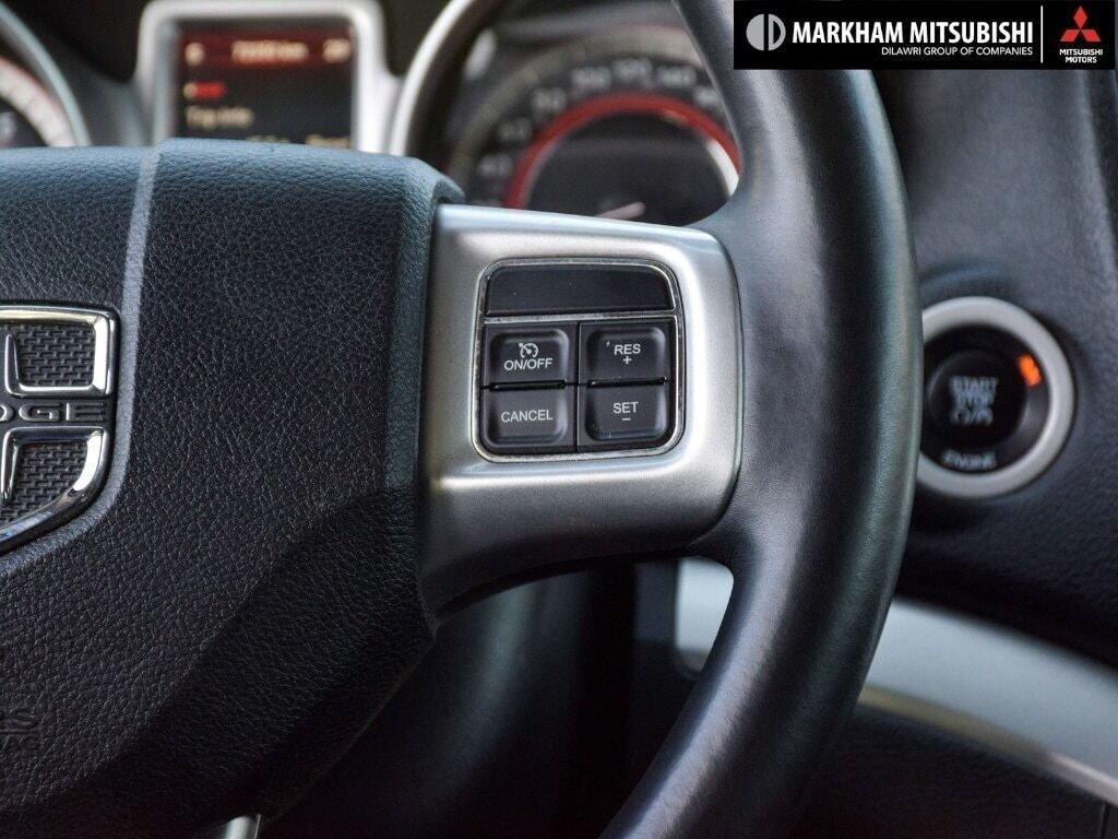 2014 Dodge Journey R/T Rallye AWD in Markham, Ontario - 19 - w1024h768px