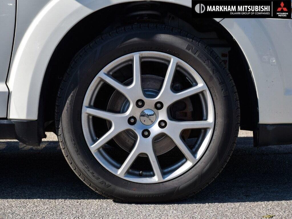 2014 Dodge Journey R/T Rallye AWD in Markham, Ontario - 7 - w1024h768px
