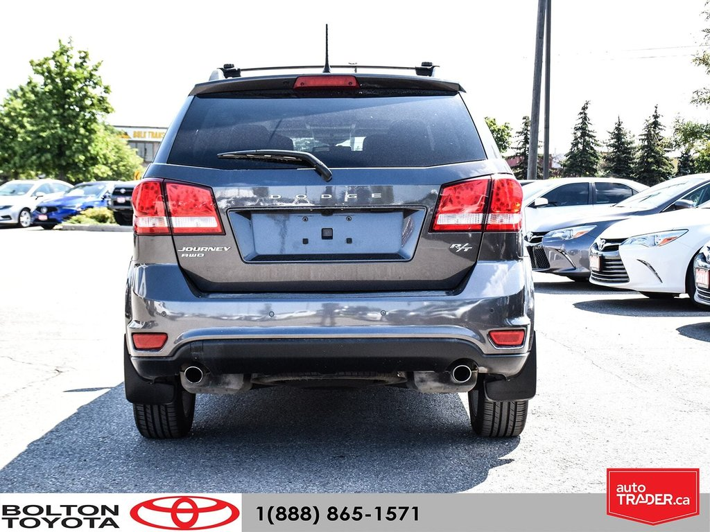 2015 Dodge Journey R/T AWD in Bolton, Ontario - 5 - w1024h768px