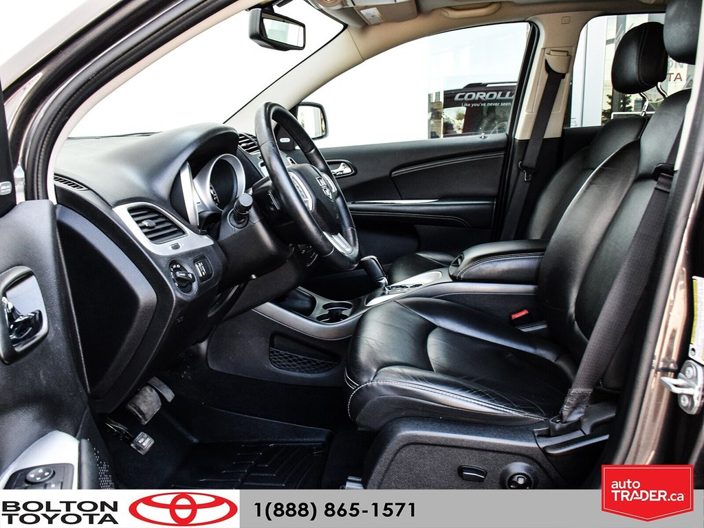 2015 Dodge Journey R/T AWD in Bolton, Ontario - 9 - w1024h768px