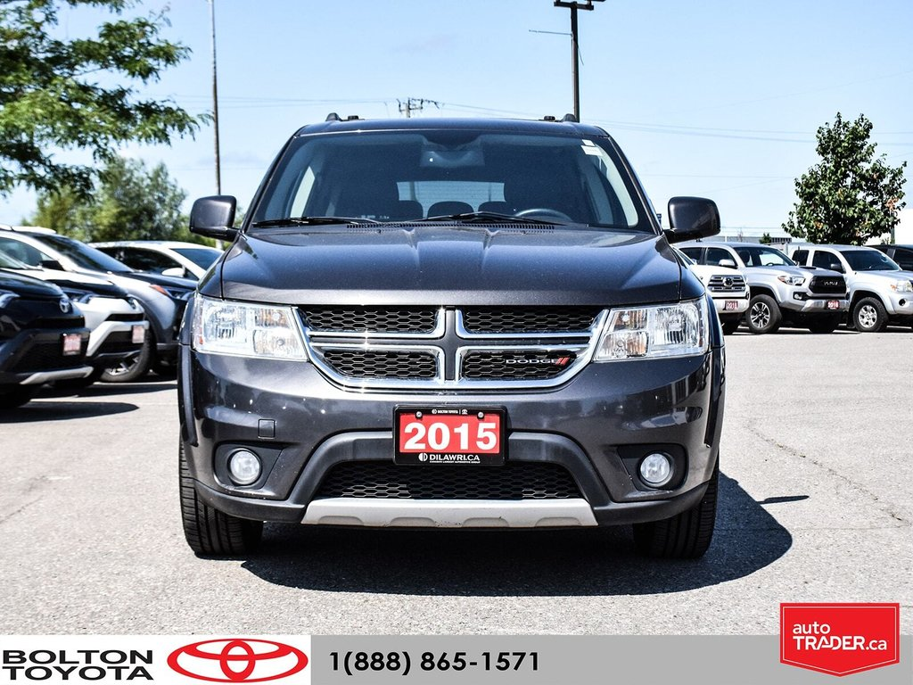 2015 Dodge Journey R/T AWD in Bolton, Ontario - 2 - w1024h768px
