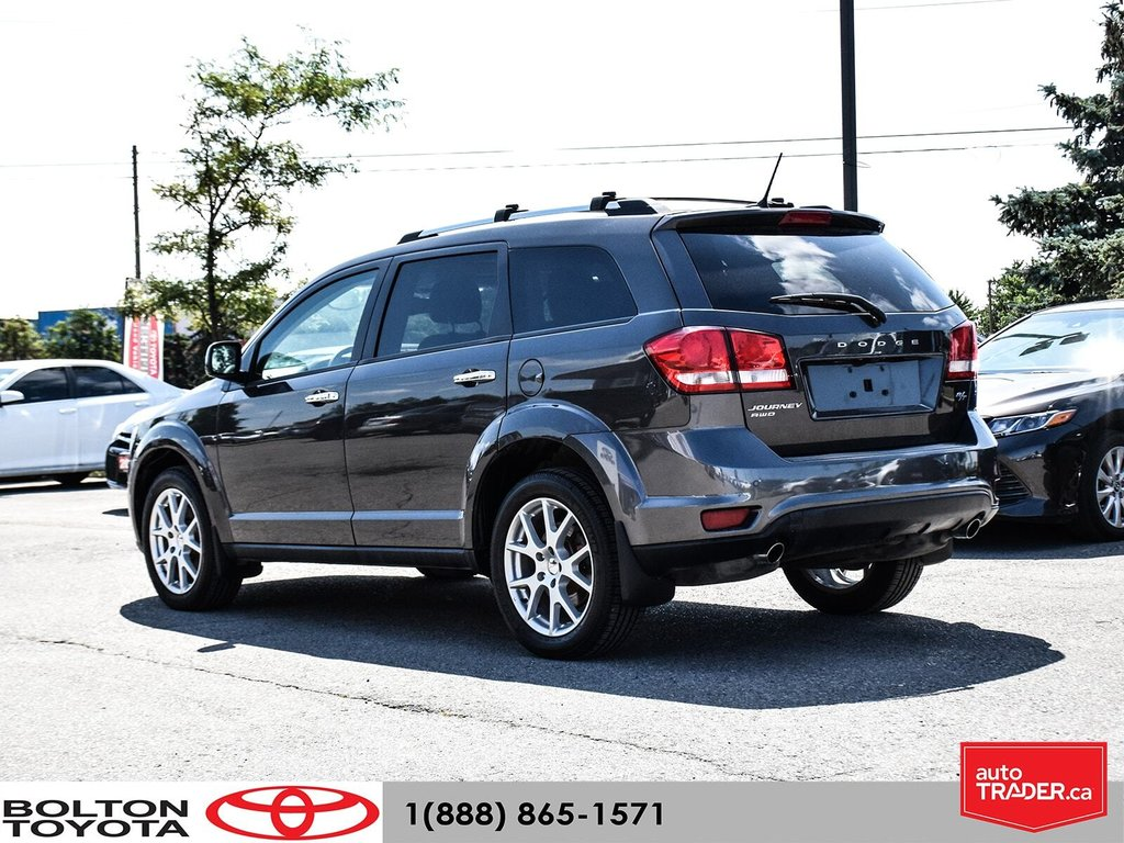 2015 Dodge Journey R/T AWD in Bolton, Ontario - 4 - w1024h768px