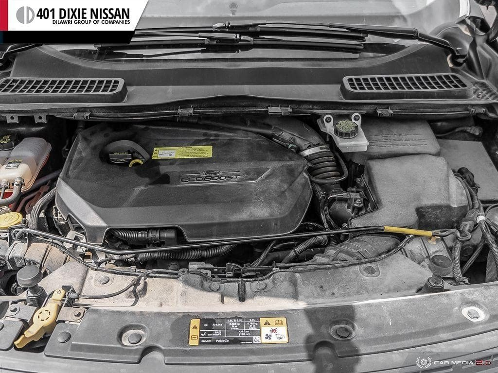 2013 Ford Escape SE FWD in Mississauga, Ontario - 8 - w1024h768px