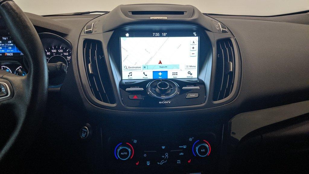 2017 Ford Escape Titanium - 4WD in Regina, Saskatchewan - 8 - w1024h768px