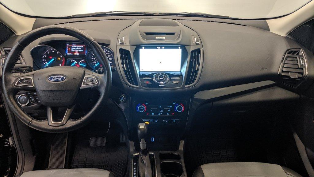 2017 Ford Escape Titanium - 4WD in Regina, Saskatchewan - 15 - w1024h768px